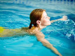Rever de nager
